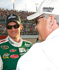 Rick Hendrick made the bold move to pair Dale Earnhardt Jr. with Steve Letarte in 2011.